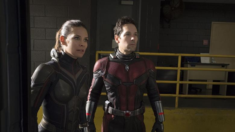 Ant-Man 3 Reportedly Hires Rick and Morty Writer