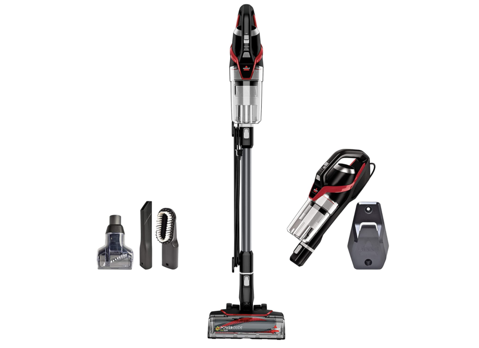 Bissell PowerGlide Pet Slim Corded Stick Vacuum with Removable Hand Vacuum - on sale for Cyber Monday, $150 (originally $230).