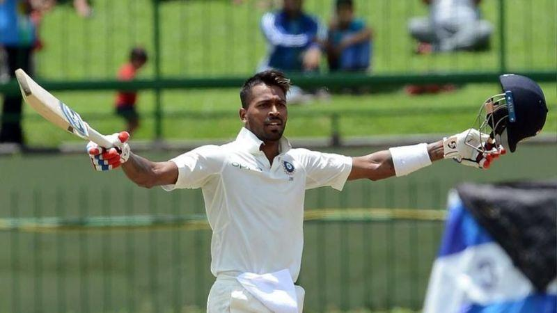 Hardik Pandya is the other Indian batsman to have scored a Test century off 86 balls