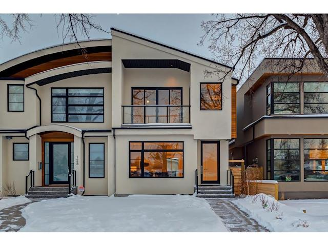"<p><a href=""https://www.zoocasa.com/parkdale-calgary-ab-real-estate/5016103-726-34-st-nw-parkdale-calgary-ab-t2n2x9-c4150141"" rel=""nofollow noopener"" target=""_blank"" data-ylk=""slk:726 34 Street Northwest, Calgary, Alta."" class=""link rapid-noclick-resp"">726 34 Street Northwest, Calgary, Alta.</a><br> Location: Calgary, Alberta<br> List Price: $999,900<br> (Photo: Zoocasa) </p>"