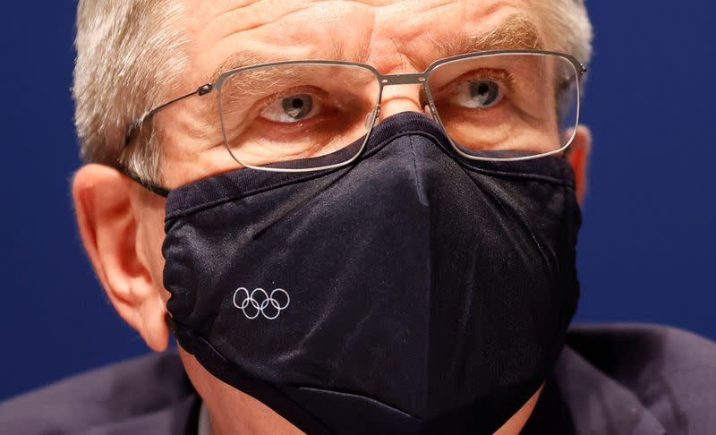Olympics - International Olympic Committee news conference
