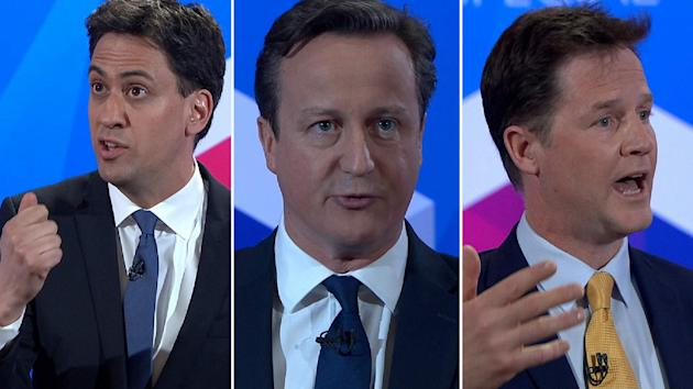 The party leaders have had to adjust to keep up with the 'digital' election (Sky News)
