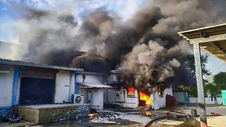 Pune: Major fire breaks out at chemical factory; 18 dead