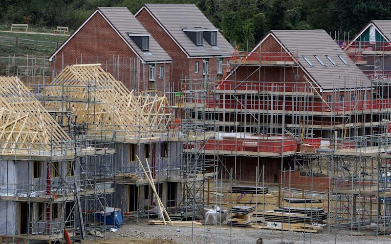 There are thought to be more than 1.2 million leasehold homes in Britain - PA