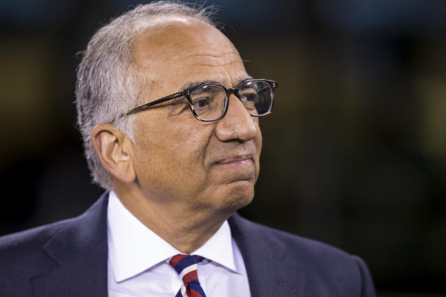 Carlos Cordeiro is taking responsibility for U.S. Soccer's shocking legal filing. (Photo by Ira L. Black/Corbis via Getty Images)