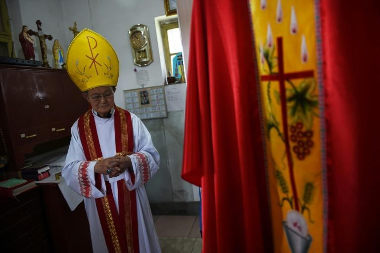 Figures in China's underground Catholic church say they are under growing pressure from Beijing