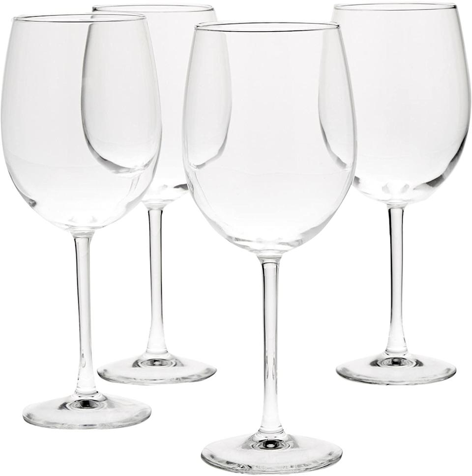 <p><span>Wine Glasses</span> ($11, originally $19)</p>
