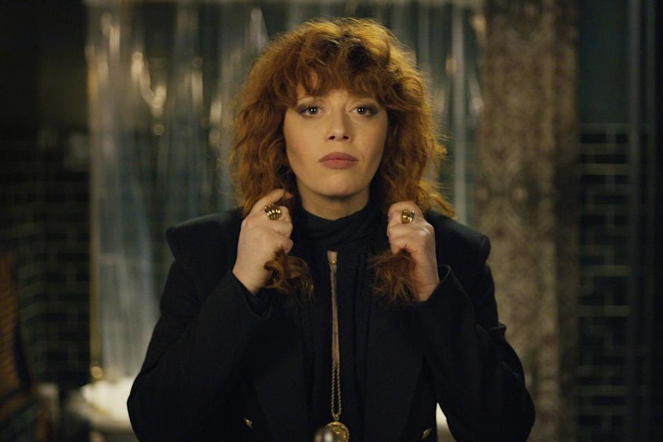 Natasha Lyonne in 'Russian Doll'Netflix