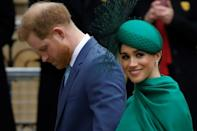 The royal family has responded to explosive racism claims from Prince Harry and his wife Meghan