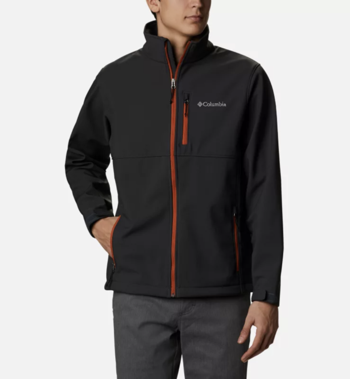 Men's Ascender Softshell Jacket - Columbia, from $52 (originally $115)