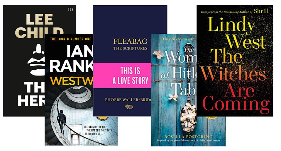 November 2019 best books to read, from 'Fleabag: The Scriptures' to 'The Witches Are Coming'.