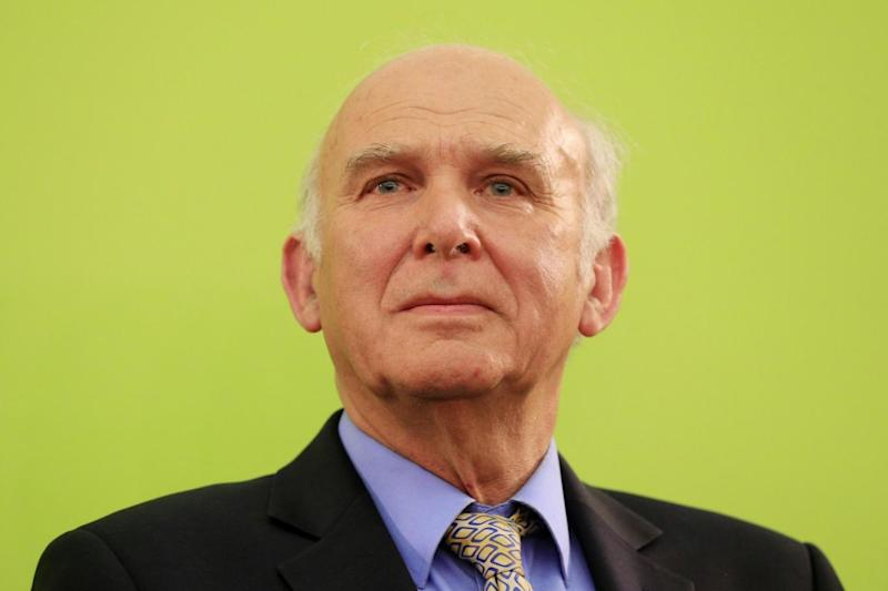 Vince Cable: The new Liberal Democrat leader said we