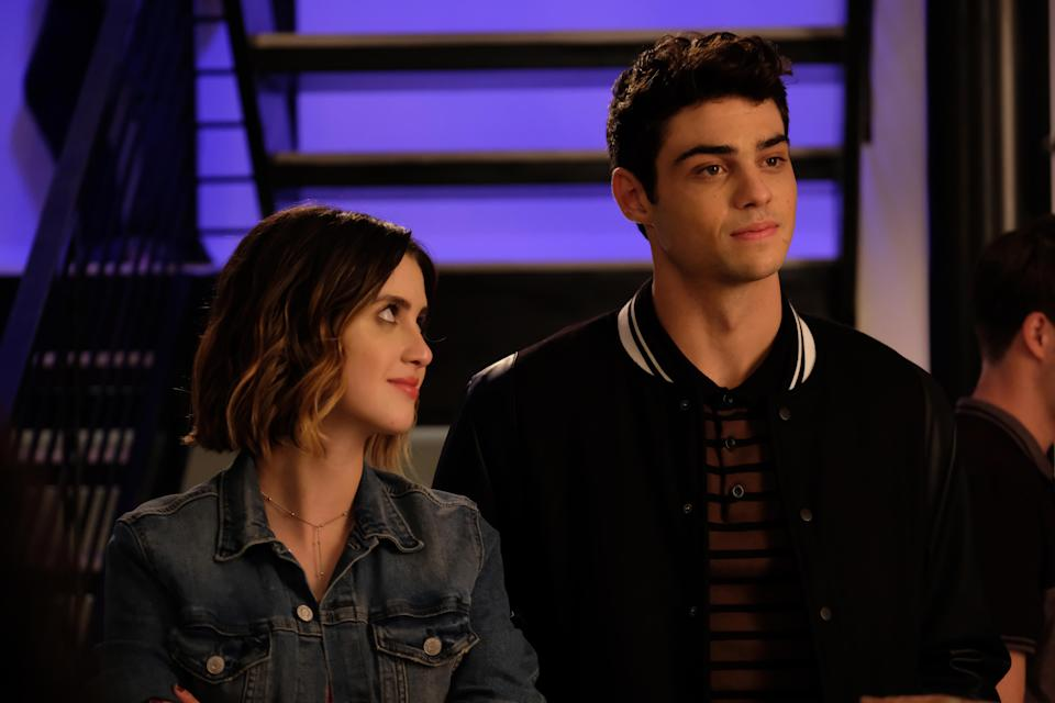 "<h3><strong><em>The Perfect Date</em></strong><br>April 12</h3><br><br>Another year, another rom-com in which Noah Centineo plays a fake boyfriend. How did we get so lucky? According to Netflix's ""See What's Next"" Twitter account, <em>The Perfect Date </em>is about ""an enterprising young man who, to make money for college, creates a dating app & stands in for non-existent boyfriends."" He meets Camila Mendes' character. If he keeps it up, Centineo will become the official leading man of the <a href=""https://www.refinery29.com/en-us/2018/08/207785/netflix-stars-actors-in-multiple-originals-cast"" rel=""nofollow noopener"" target=""_blank"" data-ylk=""slk:Netflix Star System"" class=""link rapid-noclick-resp"">Netflix Star System</a>."