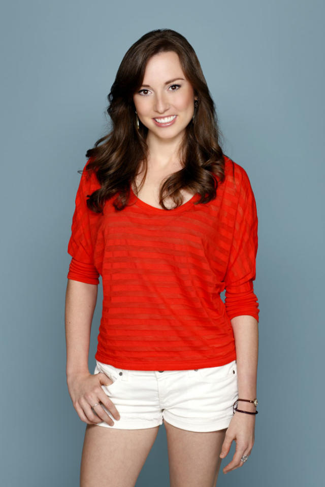 "<b>PAIGE VIGIL (Super Fan)</b><br><br>As a dedicated fan of ""The Bachelor,"" Paige has preconceived notions of all previous cast members from writing ""The Bachelor"" recaps for her college newspaper and admits she will be a bit star-struck. She may look sweet and innocent, but do not underestimate her because Paige will use her knowledge of the cast to her advantage. Though she will put up a good fight for the money, she ultimately hopes to find the love of her life and settle down."