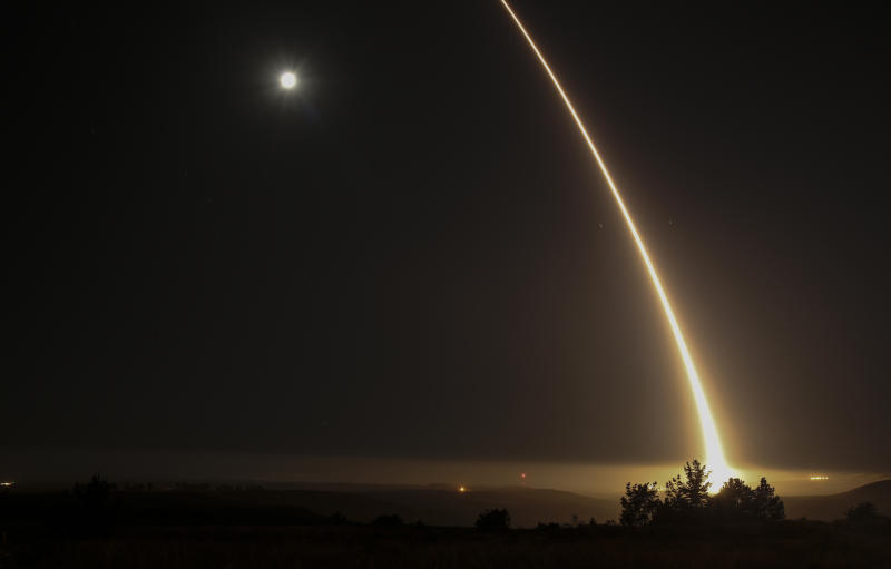 Here's How Many Nuclear Weapons the U.S. Has