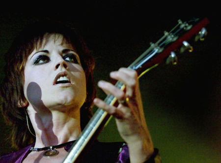FILE PHOTO -  Irish band 'The Cranberries' lead singer Dolores O'Riordan performs live at Dublin's Castle