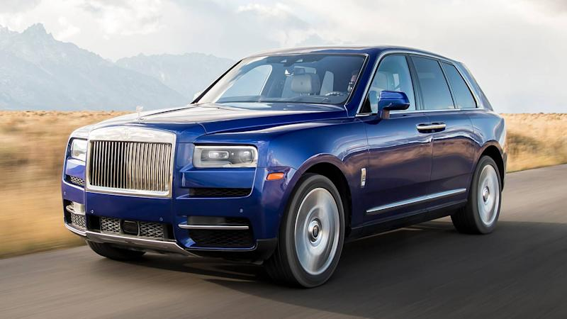 Rolls-Royce Cullinan feature image