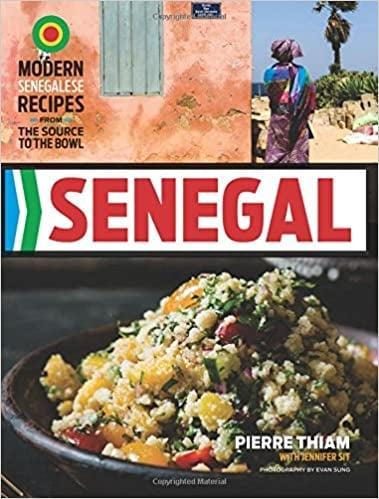 <p>One of my all-time favorite cookbooks? No doubt, <span><strong>Senegal: Modern Senegalese Recipes From the Source to the Bowl</strong> by Pierre Thiam and Jennifer Sit</span> ($45)! Whether you make the leg of lamb or striped sea bass with tomato relish, you will be transported into the country's rich, multifaceted cuisine.</p>