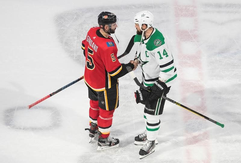 Flames to determine in off-season if what they have is worth keeping