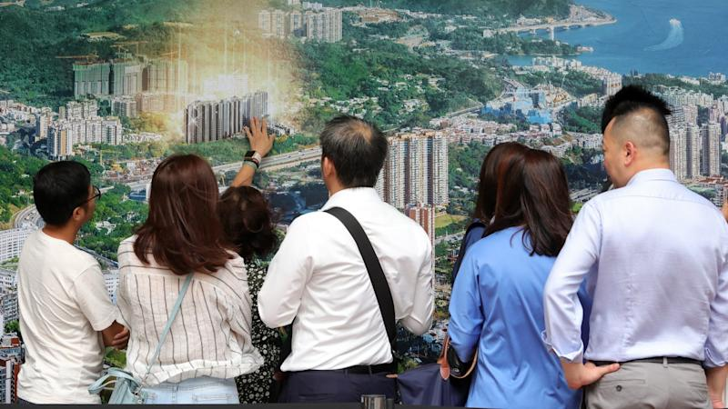 China's  local governments offer lifeline for builders facing a squeeze in home sales as coronavirus spreads