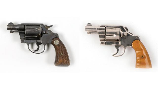 Rare $200,000 'Bonnie and Clyde' Guns Go Up For Auction