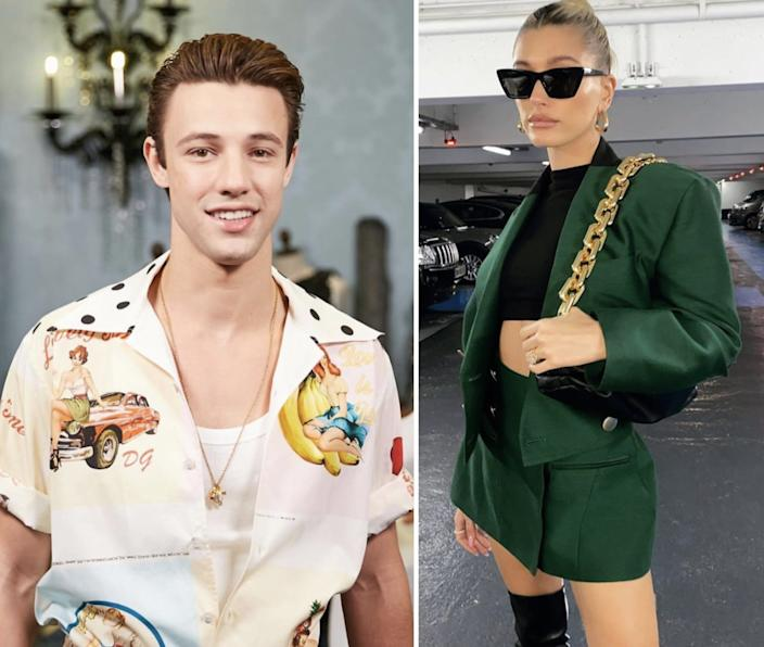 Two years before she married Justin Bieber, Hailey Baldwin and Cameron Dallas broke up.