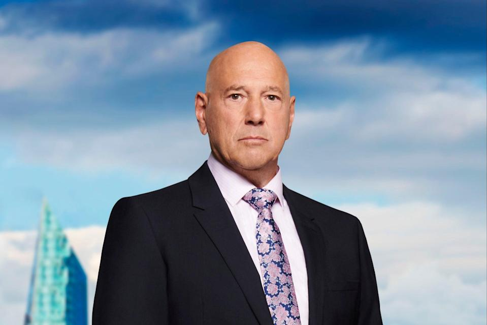 Having been on The Apprentice since 2015, and known for his tough interviews with candidates on the series, fans will definitely miss him (PA)