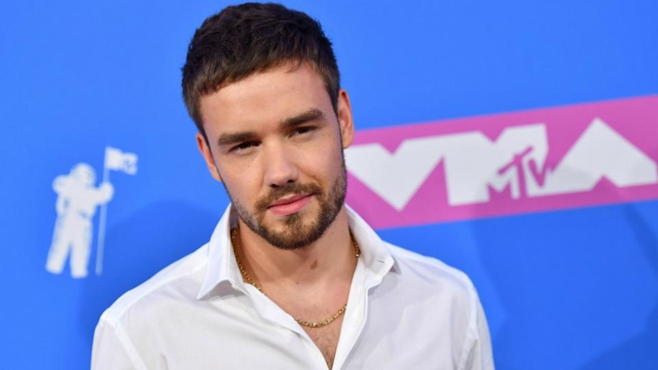 Liam Payne at the MTV VMAs