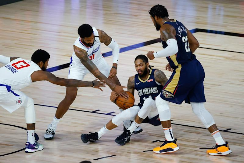 NBA: Paul George, Los Angeles Clippers Bury New Orleans Pelicans With 3-point Spree