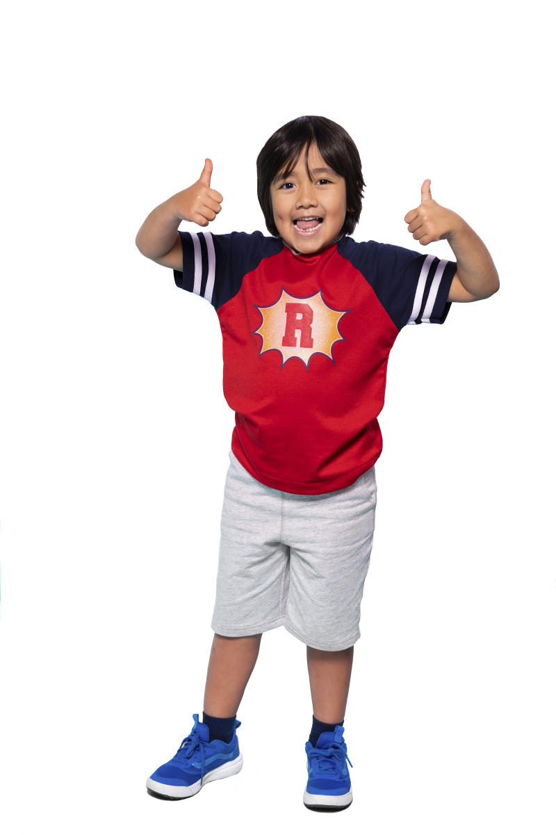 Nickelodeon Unboxes Playful New Preschool Series Ryan's Mystery Playdate, Starring YouTube Superstar Ryan of Ryan ToysReview, Friday, April 19, at 12:30 P.M. (ET/PT)