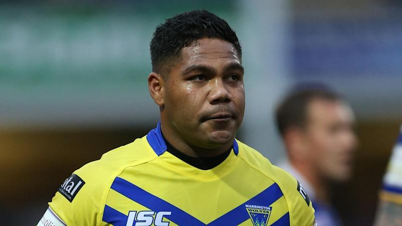 Warrington are reeling from the sudden walk-out of Australian halfback Chris Sandow.