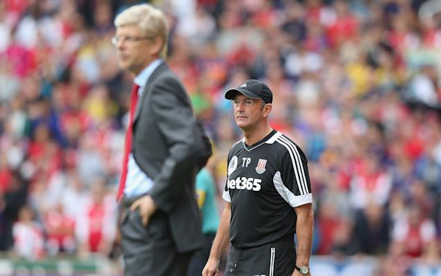 <span>Wenger and Pulis in 2012</span>