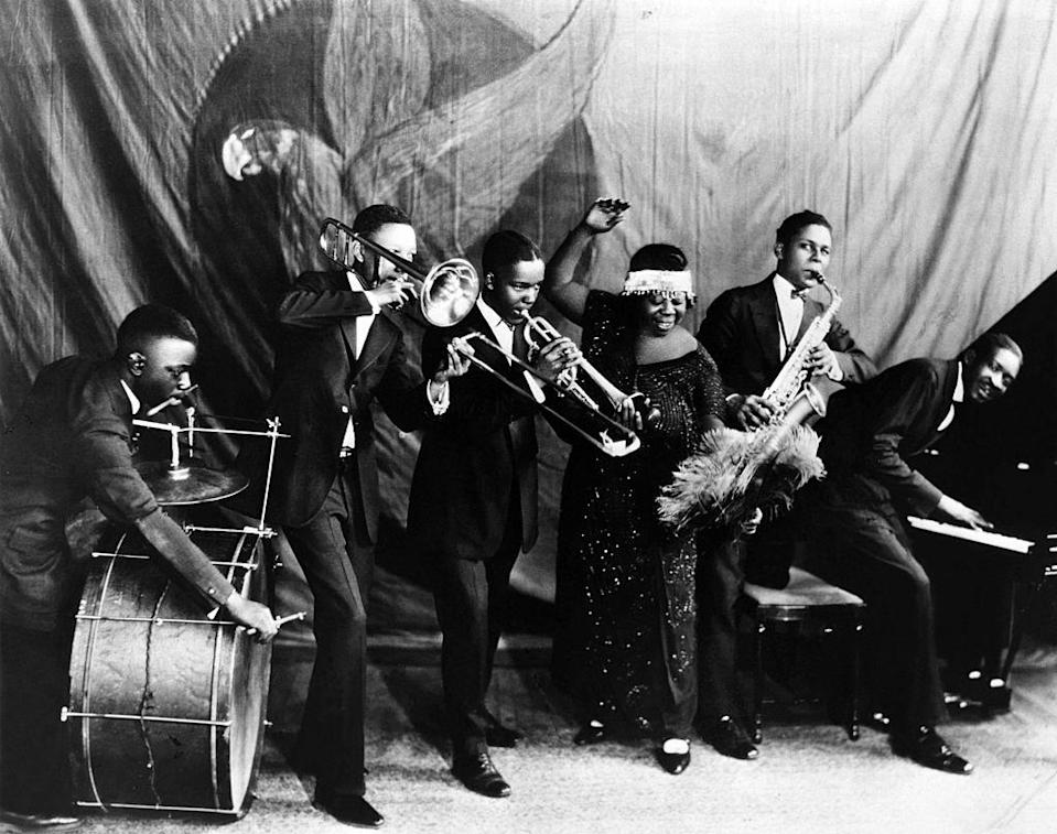 Photo credit: JP Jazz Archive - Getty Images