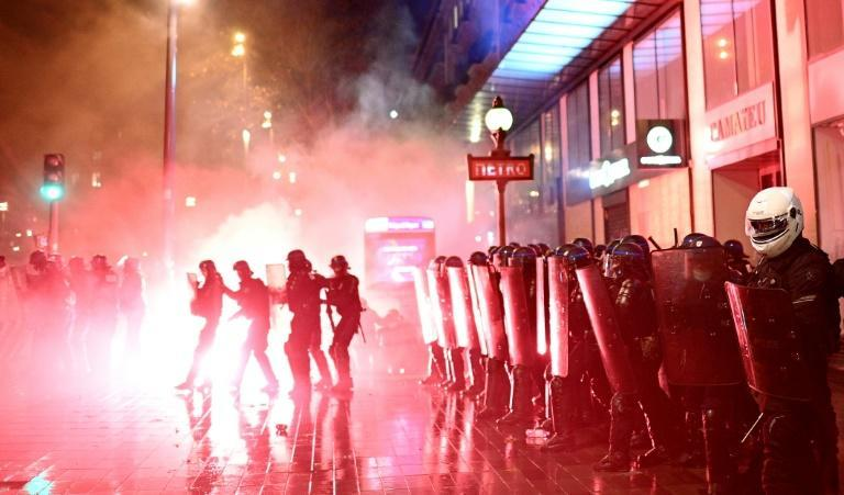 Protests against the law turned violent at the end of last year