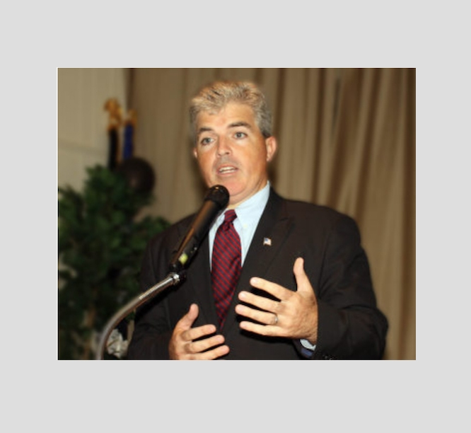 Steve Bellone said Suffolk County has embraced community policing and anti-bias efforts for years.