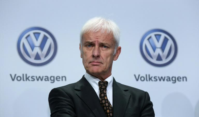 German prosecutors investigating VW's Mueller over scandal