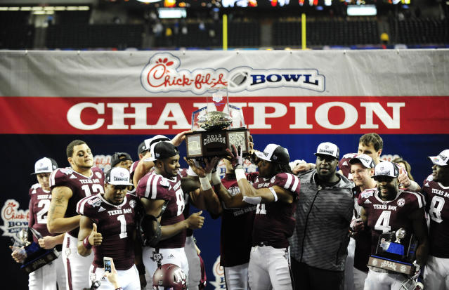 Chick-fil-A Bowl adds Peach back to its name, will be one of six semifinal sites for College Football Playoff