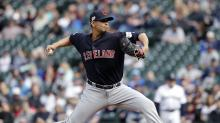 Carrasco K's 12, Indians sweep Mariners with 1-0 win