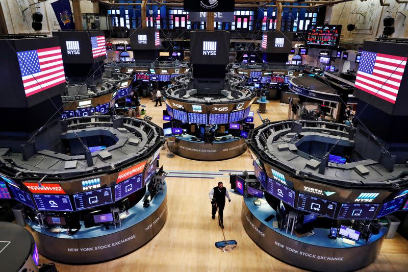 Global stocks rally as COVID-19 vaccines lift hope, dollar eases