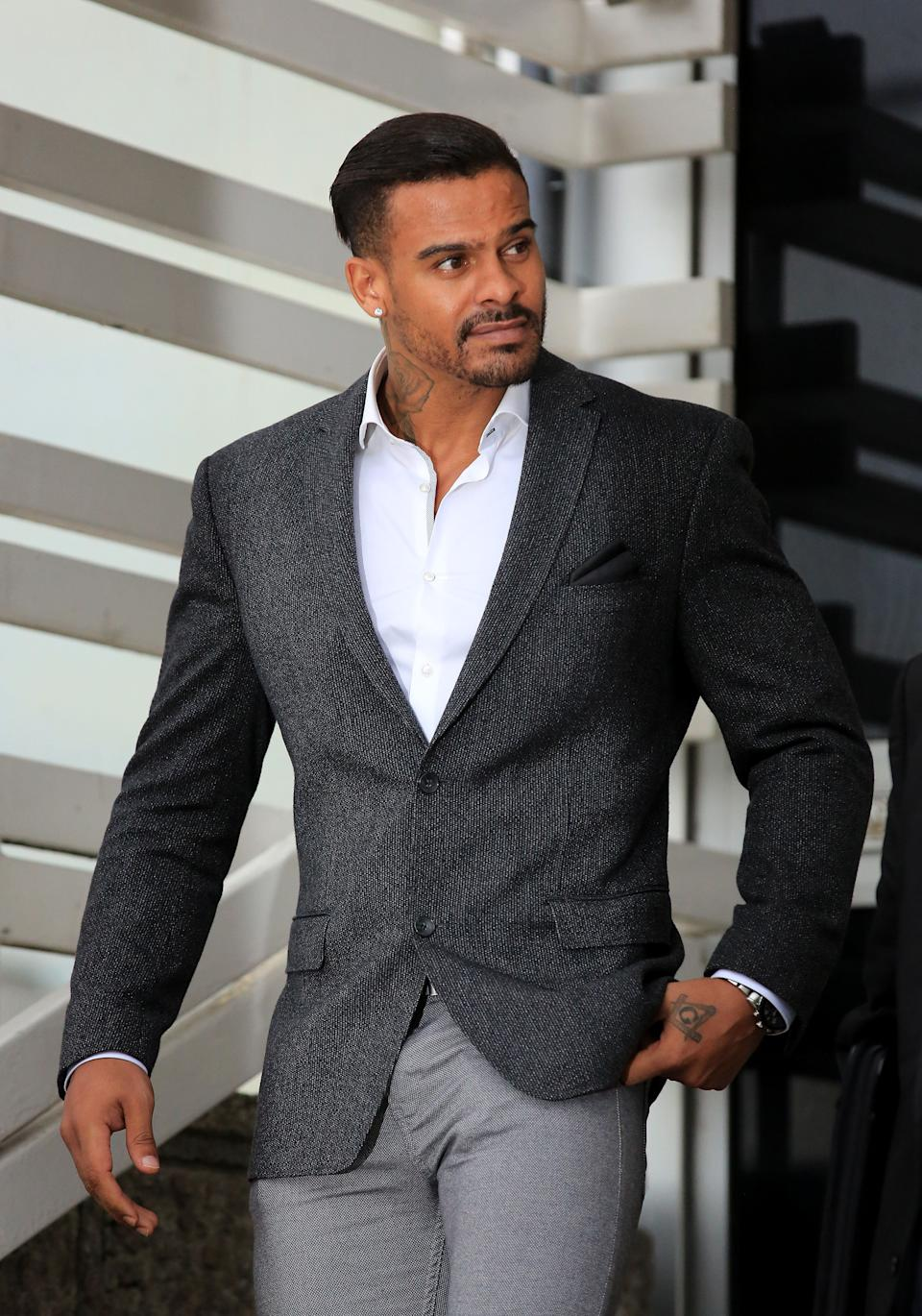 <strong>George Kay (1980-2019)</strong><br />George was the third husband of singer and reality star Kerry Katona.