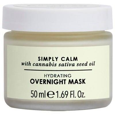 <p>If you have flakey or itchy, irritated skin, check out this <span>Botanics Simply Calm Hydrating Overnight Mask for Stressed Skin</span> ($12). </p>