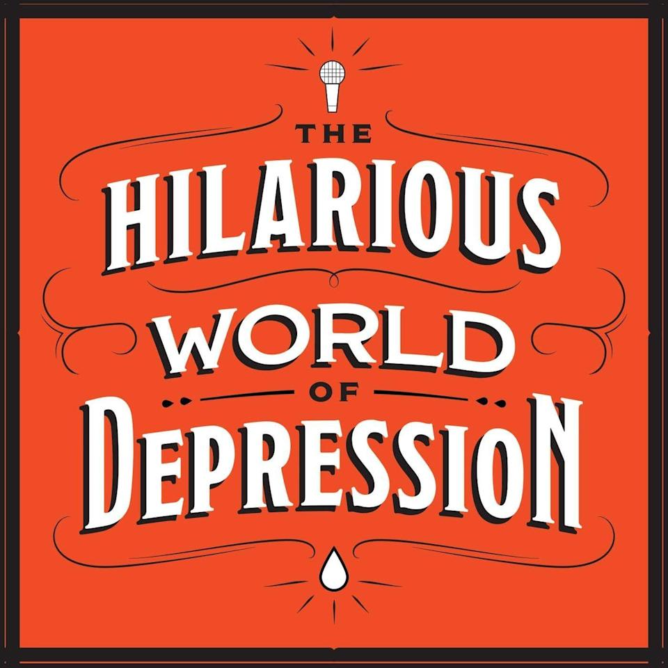 "<p>The guests on John Moe's show often tell stories for a living as entertainers, and here, they recount their clinical depression experiences with the same shot of humor and searing honesty that's helped get them through the pain. Though producer APM crushed fans by <a href=""https://current.org/2020/06/apm-mpr-eliminates-28-positions-ends-live-from-here/"" rel=""nofollow noopener"" target=""_blank"" data-ylk=""slk:ending the pod"" class=""link rapid-noclick-resp"">ending the pod</a> mid-2020, there are 96 episodes to binge—and a <a href=""https://www.amazon.com/Hilarious-World-Depression-John-Moe/dp/1250209285?tag=syn-yahoo-20&ascsubtag=%5Bartid%7C10063.g.35264518%5Bsrc%7Cyahoo-us"" rel=""nofollow noopener"" target=""_blank"" data-ylk=""slk:companion book"" class=""link rapid-noclick-resp"">companion book</a> by the same name.<br></p><p><a class=""link rapid-noclick-resp"" href=""https://podcasts.apple.com/us/podcast/the-hilarious-world-of-depression/id1181589175"" rel=""nofollow noopener"" target=""_blank"" data-ylk=""slk:LISTEN NOW"">LISTEN NOW</a></p>"
