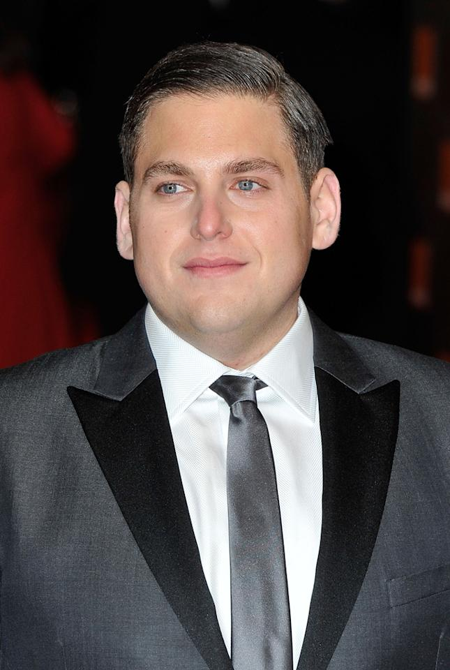 "Celebrity name: Jonah Hill Birth name: Jonah Hill Feldstein The actor is up for an Academy Award for best supporting actor for his role in ""Moneyball."" The star has not only dropped his last name, but he has also dropped some serious weight for his upcoming role in ""21 Jump Street."""