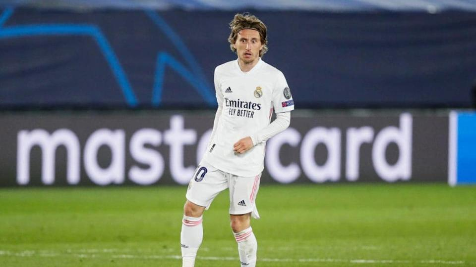 Luka Modric, Real Madrid   Soccrates Images/Getty Images