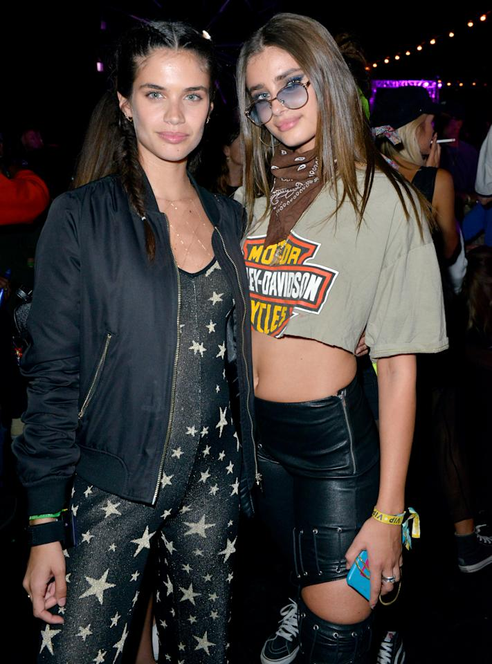 <p>at Levi's Neon Carnival 2017. </p>