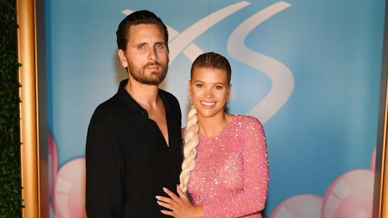 Inside Sofia Richie's 21st Birthday Celebration in Vegas with Scott Disick and Kylie Jenner: Pics