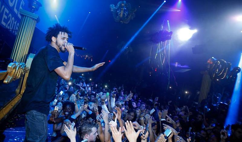 J. Cole Releases 'Forest Hills Drive: Live' —Here's What You Need to Know
