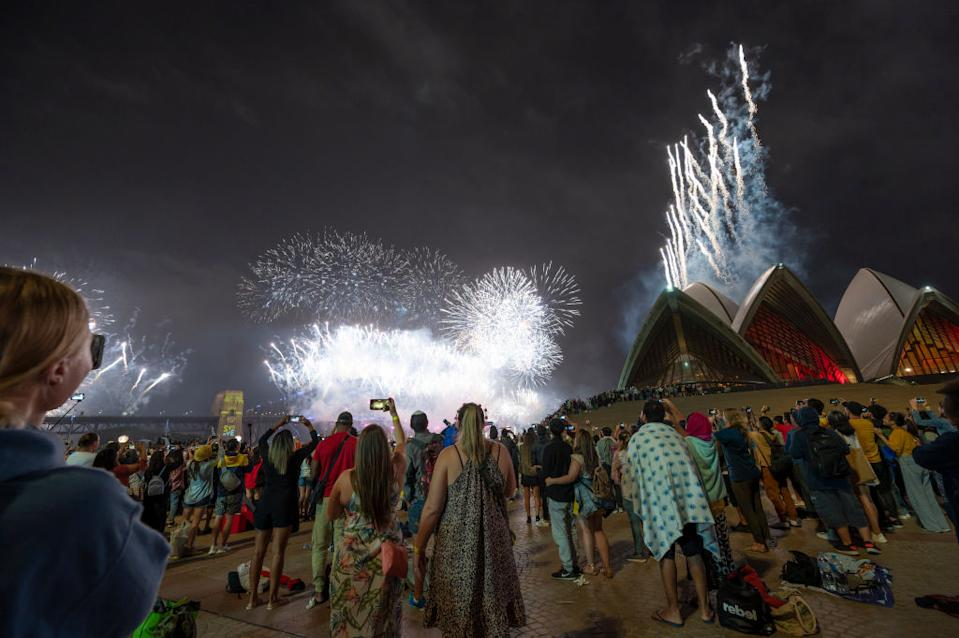There are growing calls for New Year's Eve events in Sydney to be scrapped. Source: Getty