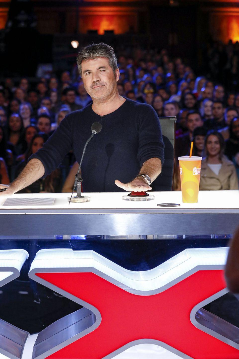 "<p>Contestants aren't allowed to counter eliminations. What is said on the show goes and production has the final say, as their decisions are <a href=""https://www.scribd.com/document/134719192/AGT-Contract?"" rel=""nofollow noopener"" target=""_blank"" data-ylk=""slk:protected by the signed contracts"" class=""link rapid-noclick-resp"">protected by the signed contracts</a>. </p>"