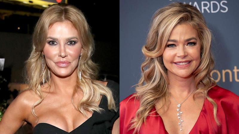 Denise Richards feuding with 'RHOBH' cast amid Brandi Glanville affair allegations